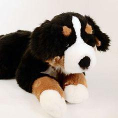 Empatidukker og dyr - Amajo AS Bernese Mountain, Doggies