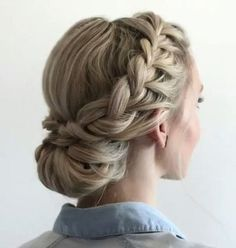 updos-for-long-hair - 50+ Updos for Long Hair Ideas <3 <3