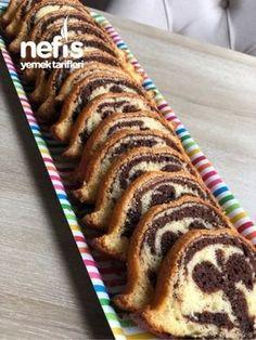 Delicious Baton Cake the the East Dessert Recipes, Cake Recipes, Desserts, Vegan Breakfast Recipes, Vegan Recipes Easy, Delicious Recipes, Food Backgrounds, Vegan Crackers, Cupcakes