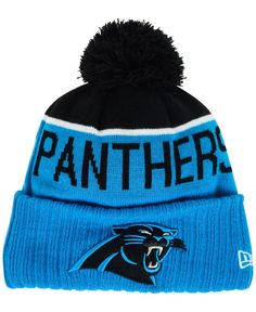 New Era Carolina Panthers Sport Knit Hat Men - Sports Fan Shop By Lids -  Macy s e151353fa