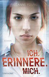 Suzanne Young Ich. erinnere. mich.