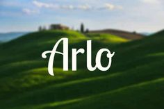 Italian name