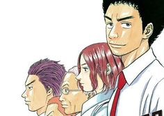 Space Brothers Vol. #03 Manga Review