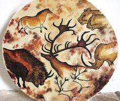Ancestral Shamanic drum  Tambour chamanique Ancestral