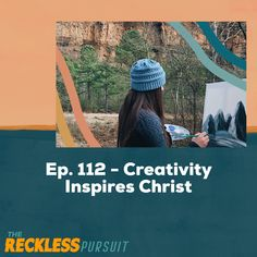Creativity is the language of the Creator. We were created to carry on God's desire to create.