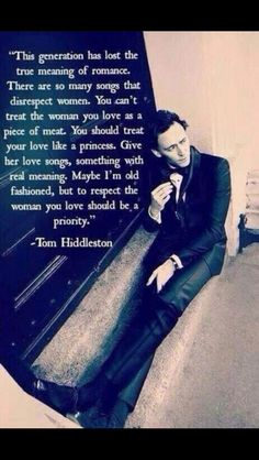 Loki (Tom Hiddlestone) said it best