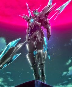 Gundam Build Fighters Try - Episode Poster Style Images [Updated Robot Concept Art, Armor Concept, Robot Art, Gundam 00, Gundam Wing, Girls Anime, Anime Guys, Foto Batman, Gundam Build Fighters Try