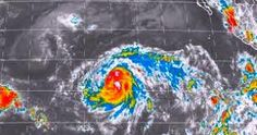 """Se intensifica """"Guillermo"""" a huracán categoría 1 - http://www.tvacapulco.com/se-intensifica-guillermo-a-huracan-categoria-1/"""
