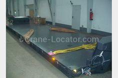 Flat Platform Goldhofer THP/SL drop deck trafo for SALE =Crane-Locator=