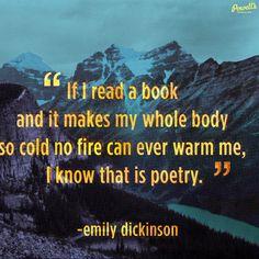 Quotation - Emily Dickinson