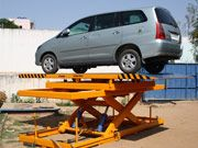 We manufacture and export Hydraulic Lift with International Quality. Our Customised Hydraulic Lifts for Showrooms, Shopping Malls, Parking Spaces, Service Centers, Garages, Residential Bungalows, Hospitals, Theaters, Institutions, Factories, Car Manufacturing Companies, Car Showrooms, Bangalore, Karnataka, India