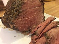 Making a perfect sirloin roast is easier than you think. Pick the right roast, season it correctly, roast it off and you'll look like a culinary rock star in no time. Check out this awesome recipe!