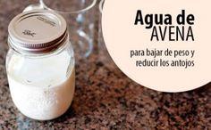 Ingredientes:  1 taza de avena orgánica integral.  1 cda de esencia de vainilla. 6-8 tazas de agua purificada. 1 cdta de canela en polvo. un poco de miel orgánica o sirope de agave,  Poner en remojo la avena por 7 horas.Una vez pasado el tiempo, se cuela la avena, limpiándola con agua pura para que elimine los antinutrientes e inhibidores de enzimas que libera durante el remojo. Una vez limpia y escurrida, se licua con miel, canela y vainilla junto con el agua.