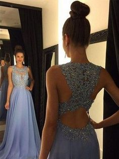 Bridesmaid Dress Long, Prom Dresses, Lace Prom Dress, A-Line Bridesmaid Dress, Bridesmaid Dress Chiffon Bridesmaid Dresses 2019 Open Back Prom Dresses, Prom Dresses 2016, Prom Dresses Blue, Cheap Prom Dresses, Evening Dresses, Dress Long, Dress Formal, Bridesmaid Dresses, Formal Prom