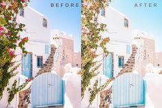 FREE TRAVEL - MOBILE PRESETS - La Dolce Vita Vsco Presets, Lightroom Presets, Lightroom Effects, Photoshop For Photographers, Photoshop Photography, Pastel Photography, Vsco Themes, Affinity Designer, Free Travel