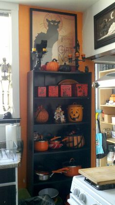 Halloween kitchen!