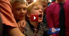 5th Grade Boys Show Unexpected Kindness Towards a Classmate - Inspirational Video