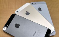 #iPhone 5S Colors