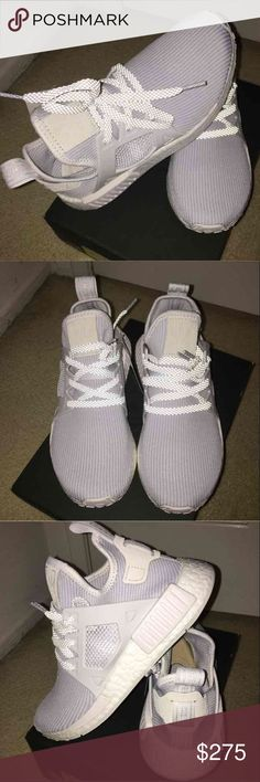 NEW Adidas NMD RX1 PK Brand New with box! Size 5 women's. 100% Authentic. Purchased at adidas.com. Rare size and extremely hard to find! Still debating if I should keep them! Adidas Shoes Sneakers