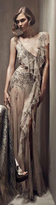 Karlie Kloss for Donna Karan, Patrick Demarchelier
