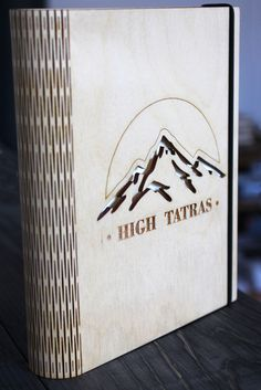 High Tatras, Notebook, The Notebook, Exercise Book, Notebooks