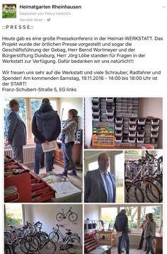 Heimatgarten Rheinhausen / Heimat-WERKSTATT