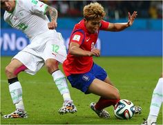 2014 #FIFAWORLDCUP - GROUP H - 31ST MATCH - #ALGERIA VS #KOREAREPUBLIC MATCH RESULT  http://football.chdcaprofessionals.com/2014/06/2014-fifa-world-cup-group-h-31st-match.html