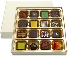 Mayana Chocolate 16 Piece Collection