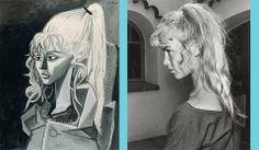 Sylvette, Sylvette, Sylvette Picasso und das Modell Kunsthalle Bremen