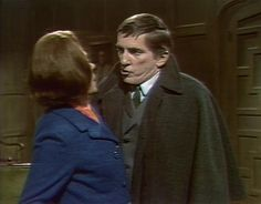 Dark Shadows #295: Barnabas isn't a happy vampire when Maggie walks out of Wyndcliff and into the Blue Whale. Julia assures Barnabas that she will soon have the situation under control.