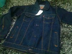 Blue garment atau biru dongker only 140rb
