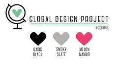 Sonia's Creation: Global Design Project #045 | Colour Challenge
