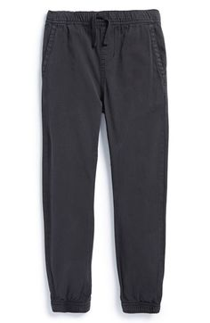 Tucker + Tate 'Cam Canvas' Lounge Pants (Toddler Boys & Little Boys) available at #Nordstrom