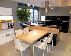 front beton gespachtelt mit keramik arbeitsplatte veigl k chen bayreuth das k chenstudio. Black Bedroom Furniture Sets. Home Design Ideas