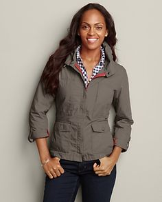 Four-Pocket Jacket | Eddie Bauer