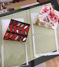 Making your own book cloth