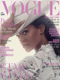 Vogue UK April 2016