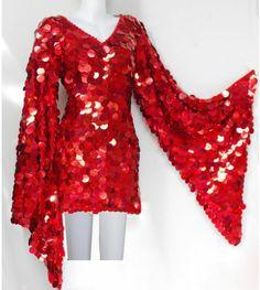Da NeeNa M013 Salsa Latin Samba Drag Queen Dance Dress XS XL   eBay