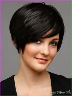 nice Short hairstyles for overweight women 2017