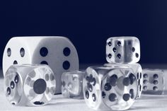 Many folks believe that life is a roll of the dice...But it doesn't have to be! Take control of your own destiny today.
