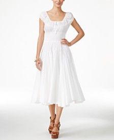 Grace Elements Peasant Dress
