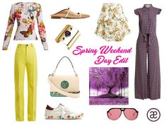 Discover my picks for a colourful spring weekend and shop the selection here on Almost Essential ❤️ #shopping #spring #bankholiday #fashion #ootd #blogpost #lifestyleblog #whattowear #style #stylish #weekend #luxuryfashion #luxury #travel