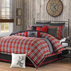 Tartan interior design | http://tipsinteriordesigns.blogspot.com