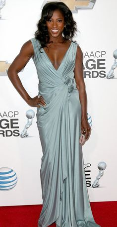 LOOK OF THE WEEK: Rutina Wesley at the 2013 NAACP Image Awards