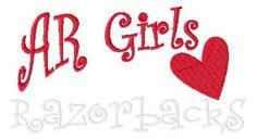 INSTANT DOWNLOAD Arkansas Girls Love by JoyfulStitchesEtsy on Etsy, $4.00
