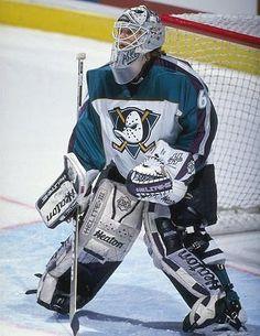 Hockey Goalie, Hockey Players, Ice Hockey, Ducks Hockey, Goalie Mask, Florida Panthers, Nhl Jerseys, Anaheim Ducks, Sports Photos