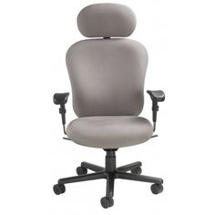 Nightingale 247hd Heavy duty office ergonomic chair with head rest.  Available for online purchase at Ugoburo.ca