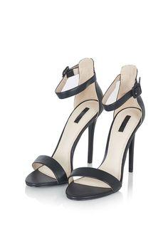 Photo 3 of RITA Two-Part Skinny Sandals