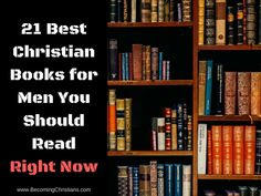 Are you looking for the best Christian books for men? Do you want to know more about how you can become a better Christian who fulfills his God-given role? Do you want to experience an abundant and radiant life as a man of God? If yes, then this post is for you. Discover some of the top Christian books for men today!