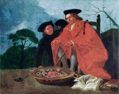 El médico. Francisco de Goya y Lucientes. 1780. Localización: Galería Nacional de Escocia (Edimburgo). https://painthealth.wordpress.com/2016/03/14/el-medico/